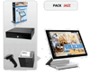 Pack Jazz Easy Caisse